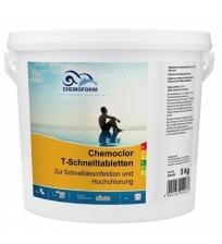 Chloro tabletės greito tirpimo 5 kg, 20 gr