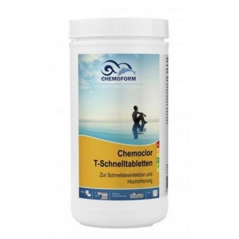 Chloras lėto tirpimo 1 kg