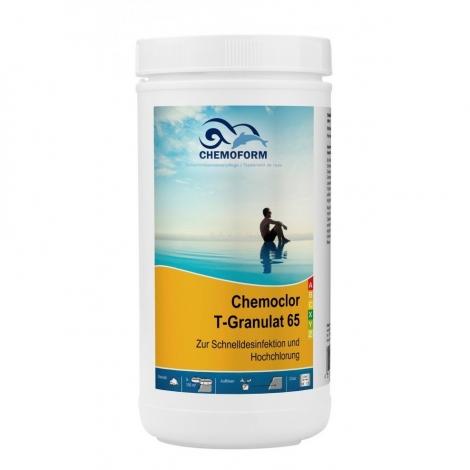 Chloro granulės greito tirpimo 1 kg
