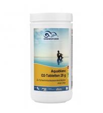 Aktyvaus deguonies tabletės 1 kg, 20 gr
