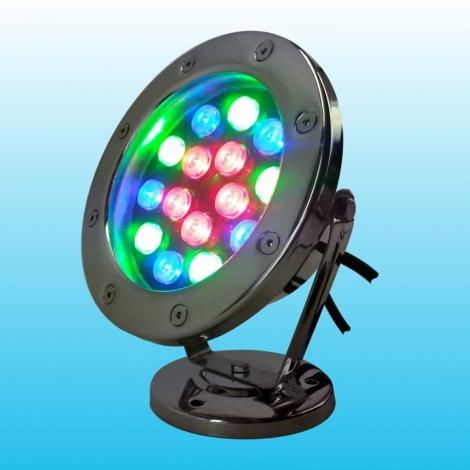 Prožektorius LED RGB 15W