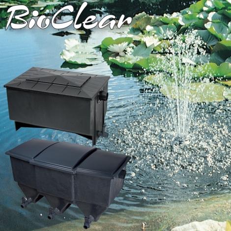 Tvenkinio filtras nuo 20 iki 60 m3