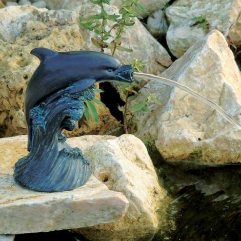 "Dekoracija fontanui ""Delfinas"""