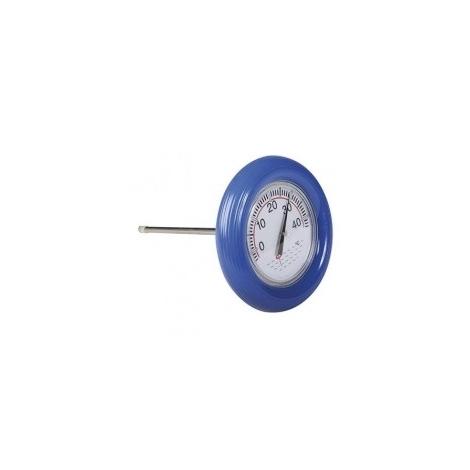 Termometras apvalus plūduriuojantis