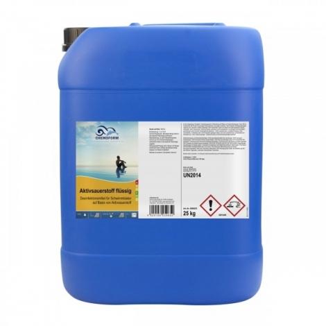 Skystas deguonis su algicidu 22 kg