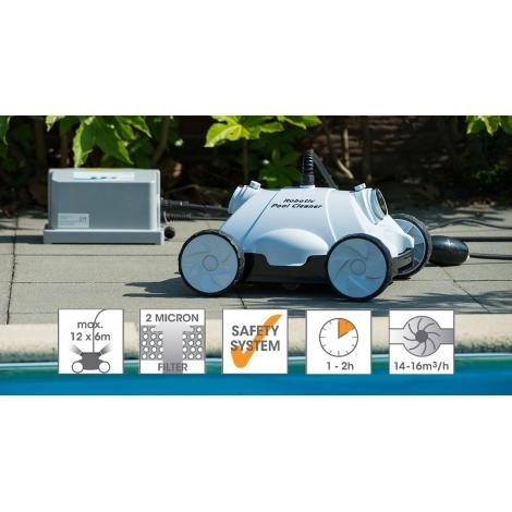 "Baseino valymo robotas ""RobotClean Pool 1"""