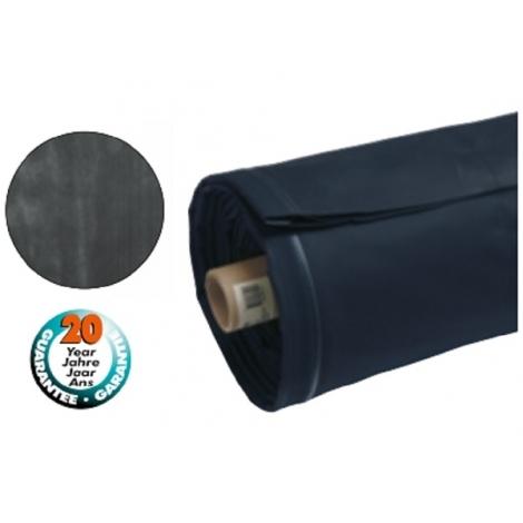 Tvenkinio danga EPDM 0,6 mm rulonas