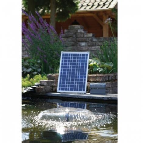 """Saulės fontanas su baterija """" SolarM 1000 - 2500 """""""