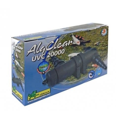 """""""AlgClear®"""" UV prietaisai, pasirinktinai"""