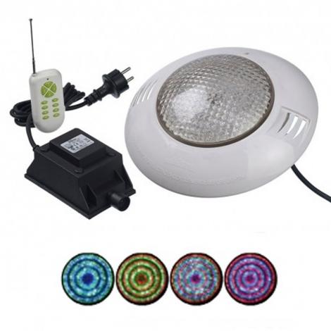 Apšvietimas baseinui LED RGB 406