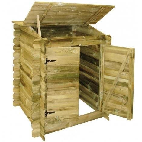 Įrangos medinė tech. dėžė