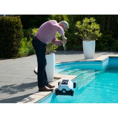 "Baseino robotas ""ROBOTCLEAN Accu"" su baterija"