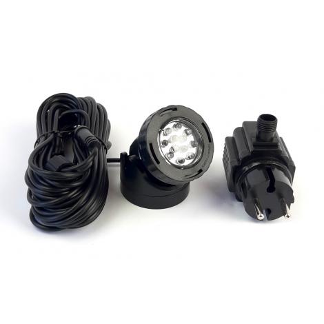 Prožektorius LED 1,0 W balta