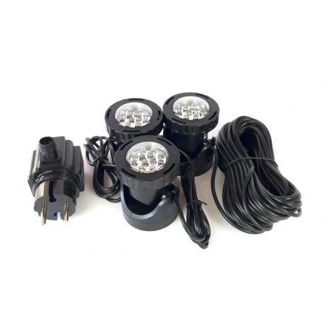 Prožektoriai LED 3,0 W balta
